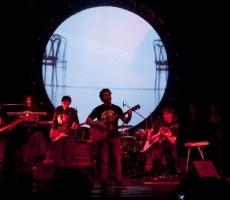Ummagumma Tributo A Pink Floyd Representante En Nuestro Pais Christian Manzanelli