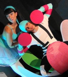 Contratar Danza A Upa (011) 4740 4843 Onnix Entretenimientos