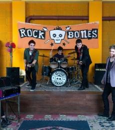 Contratar Rock Bones, La Banda De Peter Punk (011-4740-4843) Onnix Entretenimientos