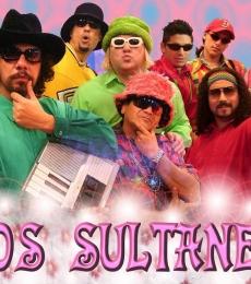 Contratar Los Sultanes (011-4740-4843) Onnix Entretenimientos