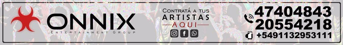 Onnix Entertainment Group Contrataciones de Artistas