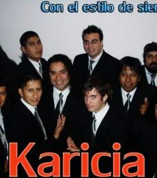 Contratar Grupo Karicia (011-4740-4843) Onnix Entretenimientos