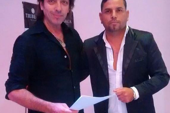 Gustavo Guillen Christian Manzanelli Representante Artistico Contrataciones 4740 4843