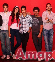 Contratar Amapola (011-4740-4843) Onnix Entretenimientos