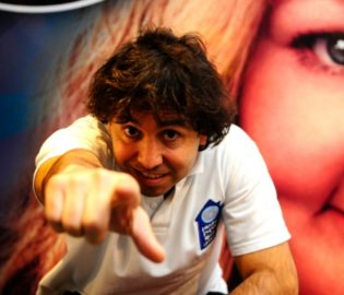 Contratar Gonzalito Rodriguez  (011-4740-4843) Christian Manzanelli Representante Artistico