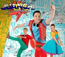 Juanchi Y La Super Banda Contratar Christian Manzanelli Representante Artistico1